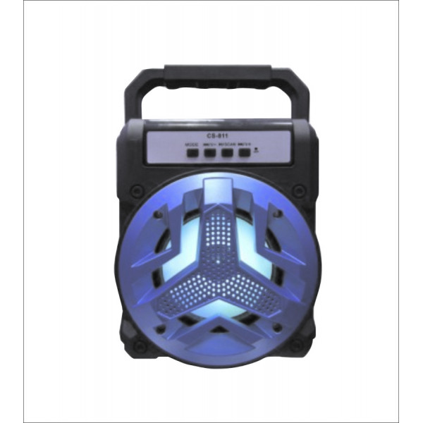 Колонка портативная с BLUETOOTH MP3 CS-811