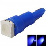 Лампа светодиодная Т5 1smd5050 в панель приборов/синий