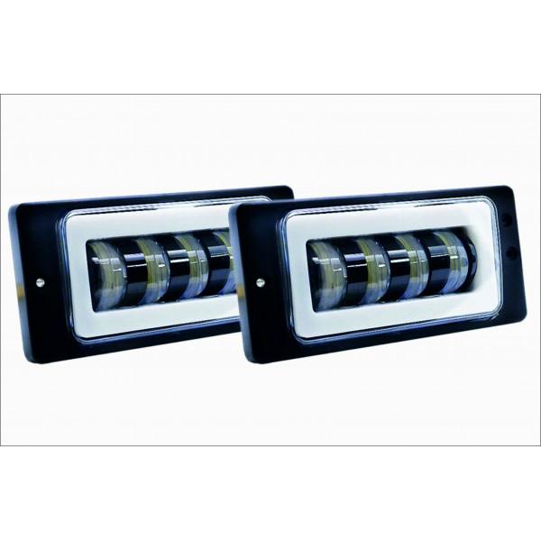 Противотуманные светодиодные фары ВАЗ-2110-15