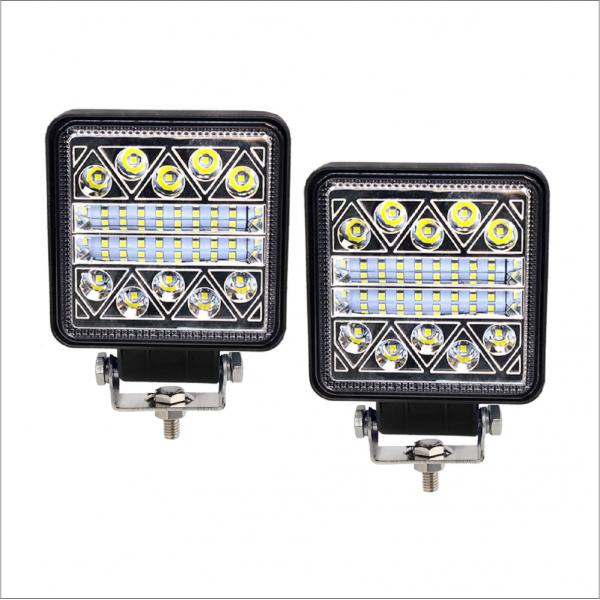 LED фары 102w квадратные
