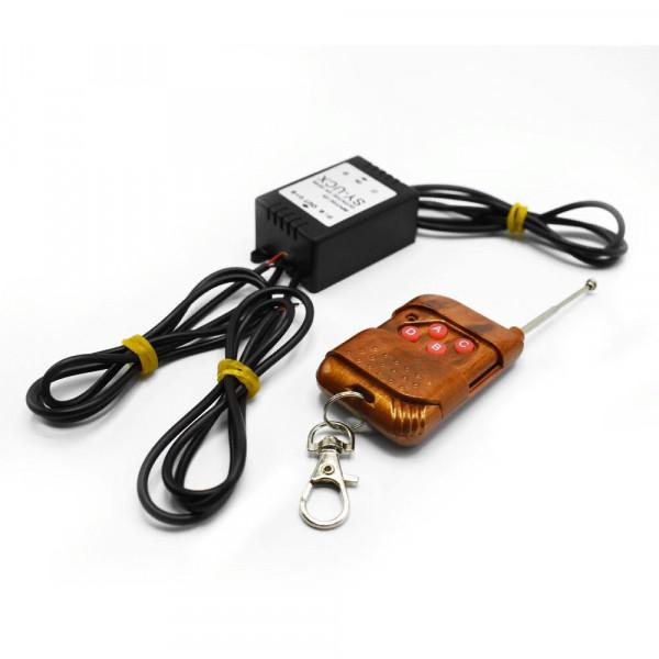 Строб-контроллер с пультом дистанционного управления