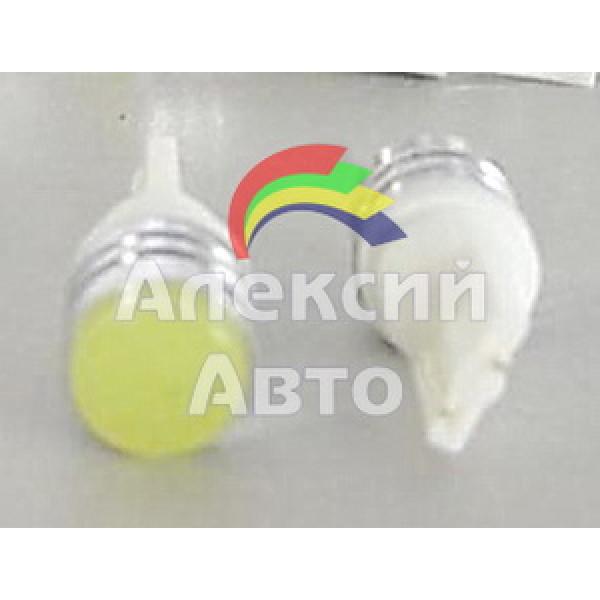 Лампы светодиодные Т10, 1cob, 2.1w, 2шт