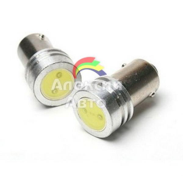 Лампы светодиодные Т8.5 (BA9S), 1 HIGH POWER диод, 2шт