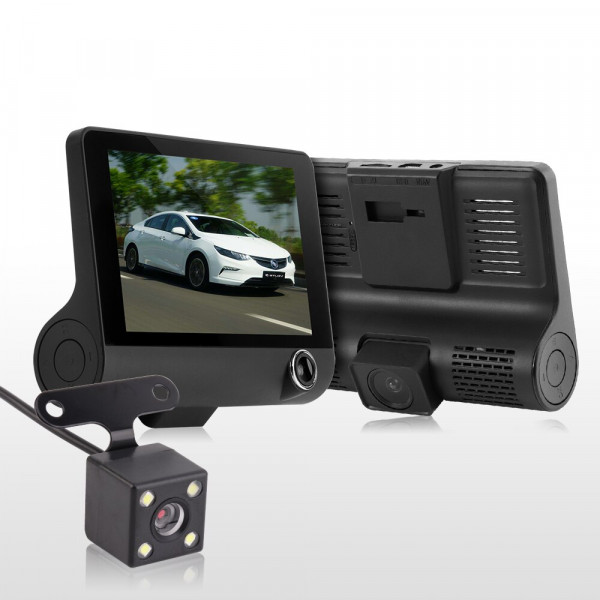 DVR Видеорегистратор на 3 камеры